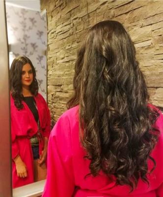 Peluquería experta en peinados y maquillaje para novias y eventos en Madrid 9