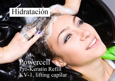 M Belen hidratación del cabello, primeras marcas de cosmética, puerta de toledo