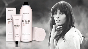 tratamiento de fijación y belleza para el cabello en peluquería m. Belén