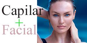 Tratamientos capilar y facial en una sola sesión en peluquería m. belen madrid centro